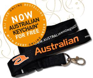 AUS2014 Australian Keychain for Free