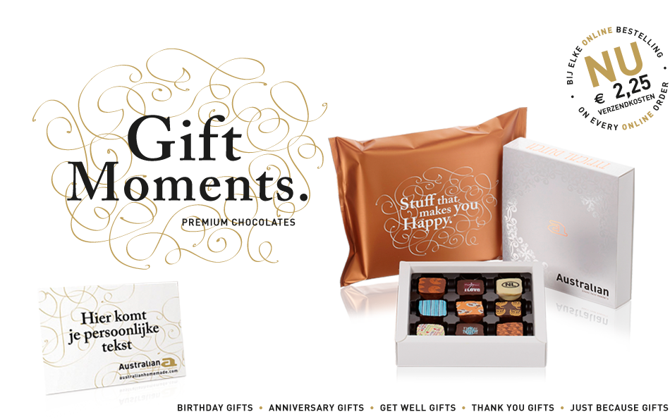 AUS2014 Moments GiftMoments