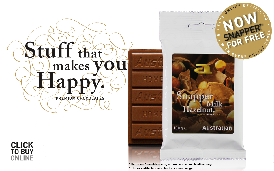 home chocolate Gratis Snapper