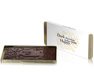 Chocolate goldbox bar dark organic