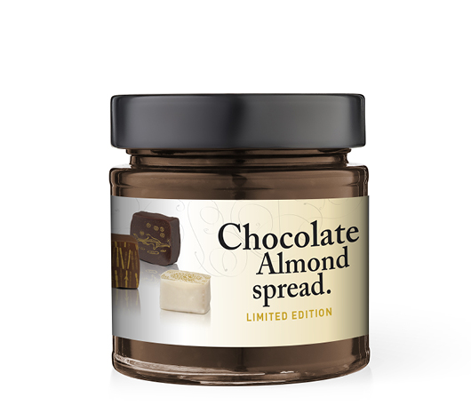 Chocolatespread almond 200 gram