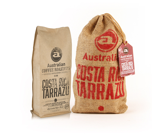 Limited edition Costa Rica Tarrazu 500 gram